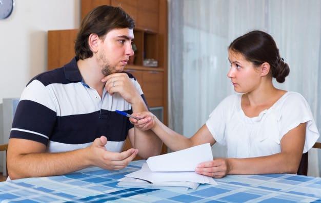גירושין עם עסק משותף